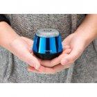 Портативная bluetooth MP3 колонка Rokono B10 Blue - изображение 5