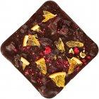 Шоколад Spell Dark chocolate 70% & citrus 90 г (4820207310704) - изображение 2