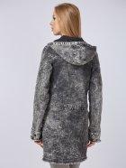 Джинсовая куртка Mila Nova Q-14 42 Черная (2000000011639) - изображение 2