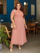 Платье ALDEM 2039 60 Коралловое (2000000480749_ELF) - изображение 1