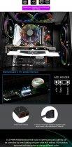 Корпус GameMax Revolt Black - зображення 14