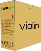 Корпус GameMax Violin Silver - изображение 8