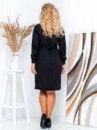 Платье New Fashion 105 54 Черно-белое (2000000489407) - изображение 2