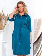 Платье New Fashion 152 50-52 Морская волна (2000000488943) - изображение 1