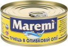 Тунець Maremi в оливковій олії 160 г (8001868000227) - зображення 1