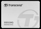 """Transcend SSD220Q 1TB 2.5"""" SATAIII QLC (TS1TSSD220Q) - зображення 1"""