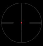 Приціл оптичний Steiner Nighthunter Xtreme 1-5x24 4A-I - зображення 4
