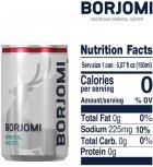 Упаковка минеральной лечебно-столовой сильногазированной воды Borjomi 0.15 л х 12 банок (4860019002190) - изображение 5