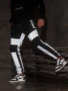 Спортивні штани карго BEZET Black/Reflective' 21 1412 S Чорні (ROZ6400031503) - зображення 1