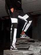 Спортивні штани карго BEZET Black/Reflective' 21 1412 S Чорні (ROZ6400031503) - зображення 3