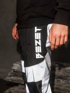 Спортивні штани карго BEZET Black/Reflective' 21 1412 S Чорні (ROZ6400031503) - зображення 8