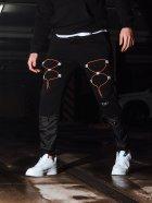 Спортивные штаны карго BEZET Miracle' 21 1435 XXL Черные (ROZ6400031513) - изображение 7