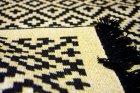 Ковер IzziHome Lara LR01 Siyah Sari 80 х 125 (2200000552365) - изображение 4