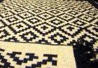 Ковер IzziHome Lara LR01 Siyah Sari 80 х 125 (2200000552365) - изображение 5