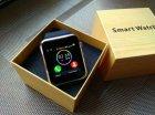 Розумні Годинник Uwatch А1 Smart Watch Чорні - зображення 5