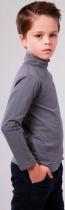 Гольф Vidoli В-15319W2 134 см Темно-серый - изображение 2