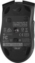 Миша Asus ROG Gladius II Wireless/Bluetooth Black (90MP00Z0-B0UA00) - зображення 8