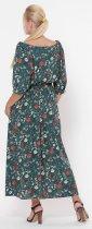 Платье VLAVI Снежанна 1239274 52 Зеленое - изображение 3