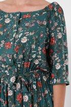 Платье VLAVI Снежанна 1239274 52 Зеленое - изображение 5