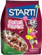 Упаковка сухого завтрака Start с какао начинкой 500 г х 8 шт (4820008125507) - изображение 2