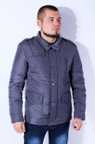 Куртка Alex Lordi 0711 L Светло-серый (100711) - изображение 1