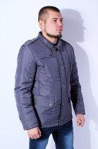 Куртка Alex Lordi 0711 L Светло-серый (100711) - изображение 2