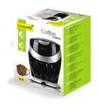 Кофеварка капельная Maestro электрическая 600 Вт лучшая для дома кофемашина с 2-мя чашками черная MR402B - изображение 5