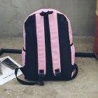 Женский рюкзак TRAVEL розовый большой - изображение 4