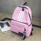 Женский рюкзак TRAVEL розовый большой - изображение 8