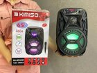 """Аккумуляторная беспроводная Bluetooth колонка Kimiso QS-3603 (6.5"""") с микрофоном и подсветкой - изображение 9"""