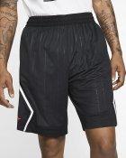 Баскетбольные шорты Jordan Jumpman Diamond Striped Short(CD4908-010) XXL Черный - изображение 2