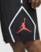 Баскетбольные шорты Jordan Jumpman Diamond Striped Short(CD4908-010) XXL Черный - изображение 4