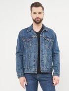 Джинсова куртка Levi's The Trucker Jacket Mayze 72334-0354 M (5400599916426) - зображення 1