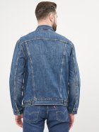 Джинсова куртка Levi's The Trucker Jacket Mayze 72334-0354 M (5400599916426) - зображення 2