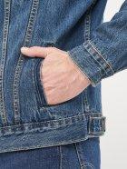 Джинсова куртка Levi's The Trucker Jacket Mayze 72334-0354 M (5400599916426) - зображення 5