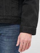 Джинсова куртка Levi's Type 3 Sherpa Trucker Berk 16365-0100 L (5400816074397) - зображення 6