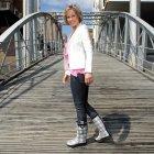 Резиновые сапоги женские Walk Maxx Германия р.42 - изображение 4