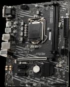 Материнська плата MSI H410M Pro-E (s1200, Intel H410, PCI-Ex16) - зображення 2