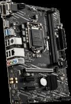 Материнська плата MSI H410M Pro-E (s1200, Intel H410, PCI-Ex16) - зображення 3