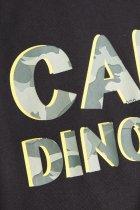 Світшот Coccodrillo Everyday Dinosaur WC1143103EDI-021 152 см Темно-сірий (5904705493097) - зображення 4