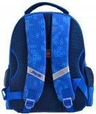 Рюкзак школьный 1 Вересня S-22 Steel Force для мальчиков 0.68 кг 29х37х12 см 12 л (556345) - изображение 3