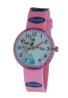 Дитячі годинники NewDay Фрозен з сірим Baby84pink1 - зображення 1