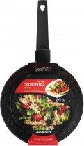 Сковорода Ardesto Gemini Gourmet 24 см Черная (AR1924GB) - изображение 5