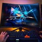 Монитор Gigabyte G32QC Gaming Monitor (G32QC Gaming Monitor) - изображение 8