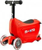 Самокат Micro Mini 2Go Deluxe Plus Red (MMD032) (7640108563316) - зображення 2