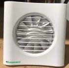 Вентилятор витяжний Домовент 100 Тиша (на підшипнику, тихий) - изображение 1