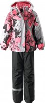 Зимний комплект (куртка + полукомбинезон) Lassie by Reima Madde 723734.9-9321 98 см (6438429232582) - изображение 1
