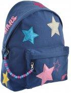 Рюкзак молодіжний Yes ST-32 Glitter Stars 0.4 кг 30х40х11.5 см 13.5 л (556779) - зображення 1