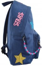 Рюкзак молодіжний Yes ST-32 Glitter Stars 0.4 кг 30х40х11.5 см 13.5 л (556779) - зображення 4