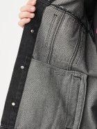 Джинсова куртка Calvin Klein Jeans Dad Denim Jacket J30J318076-1BY XXL Denim Black (8719853756140) - зображення 7